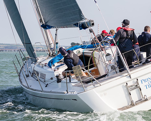 Prince of Tides with North 3dI sails