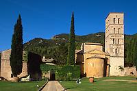 Italien, Umbrien, Kloster San Pietro in Valle im Neratal