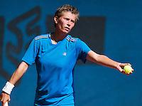 September 01, 2014,Netherlands, Alphen aan den Rijn, TEAN International, Demi Schuurs (NED)<br /> Photo: Tennisimages/Henk Koster