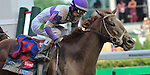 I'll Have Another, ridden by Michael Gutierrez and trained by Doug O'Neill, wins the 138th Kentucky Derby at Churchill Downs in Louisville, Kentucky on May 5, 2012