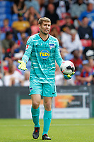 Thomas Kraft of Hertha Berlin gestures during the pre season friendly match between Crystal Palace and Hertha BSC at Selhurst Park, London, England on 3 August 2019. Photo by Carlton Myrie / PRiME Media Images.