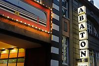 Abaton Kino, Allenede-Platz, Hamburg, Deutschland