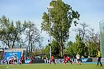 Mannheim, Germany, May 08: During the 1. Bundesliga men fieldhockey semi-final match between Uhlenhorst Muelheim and Mannheimer HC on May 8, 2021 at Am Neckarkanal in Mannheim, Germany. (Copyright Dirk Markgraf / www.265-images.com) ***