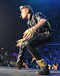 Justin Bieber performs at the Staples Center as he tours in support of his new album, 'Believe' in Los Angeles, California on October 02,2012                                                                   Copyright 2012 DVS / RockinExposures