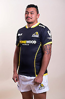Isaia Walker-Leawere. Wellington Lions ITM Cup official marketing portraits at Maidstone Park, Wellington, New Zealand on Wednesday, 17 August 2016. Photo: Marco Keller / lintottphoto.co.nz