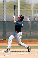 Ryan Blair -  Cleveland Indians - 2009 spring training.Photo by:  Bill Mitchell/Four Seam Images
