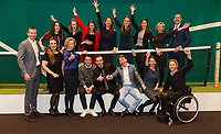 Rotterdam, The Netherlands, 18 Februari, 2018, ABNAMRO World Tennis Tournament, Ahoy, Management Team<br /> Photo: www.tennisimages.com