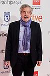 Carlos Iglesias attends to XXV Forque Awards at Palacio Municipal de Congresos in Madrid, Spain. January 11, 2020. (ALTERPHOTOS/A. Perez Meca)