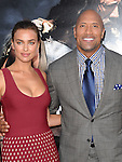 Dwayne Johnson and Irina Shayk attends The Paramount Pictures L.A. Premiere of Hercules held at The TCL Chinese Theatre in Hollywood, California on July 23,2014                                                                               © 2014 Hollywood Press Agency