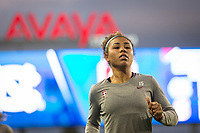 Stanford, CA - December 8, 2019: Kennedy Wesley at Avaya Stadium. The Stanford Cardinal won their 3rd National Championship, defeating the UNC Tar Heels 5-4 in PKs after the teams drew at 0-0.