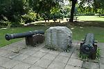 Lord Nelson Memorial, Nelson Gardens, Merton SW South West London. Part of his estate in Merton. UK  2013 2010s