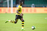 Borussia Dortmund Midfielder Ousmane Dembele in action during the International Champions Cup 2017 match between AC Milan vs Borussia Dortmund at University Town Sports Centre Stadium on July 18, 2017 in Guangzhou, China. Photo by Marcio Rodrigo Machado / Power Sport Images