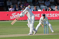 Adam Wheater in batting action for Essex during Essex CCC vs Gloucestershire CCC, LV Insurance County Championship Division 2 Cricket at The Cloudfm County Ground on 5th September 2021