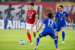 Zheng Zhi of Guangzhou Evergrande FC in action during their AFC Champions League 2017 Group G match between Guangzhou Evergrande FC (CHN) and Eastern SC (HKG) at the Tianhe Stadium on 22 February 2017 in Guangzhou, China. Photo by Victor Fraile / Power Sport Images