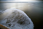 """Foam/Suds"" - Early morning on the St. Johns River, Jacksonville"