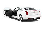 Car images of a 2015 Cadillac ATS 2.0 RWD Premium 2 Door Coupe Doors