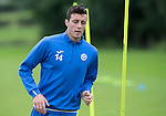 St Johnstone Pre-Season Training in Northern Ireland.. 08.07.16<br />Joe Shaughnessy<br />Picture by Graeme Hart.<br />Copyright Perthshire Picture Agency<br />Tel: 01738 623350  Mobile: 07990 594431