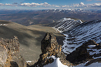 Cut Mountain is the highest summit, 6435 ft., in the Yukon Charley Rivers National Preserve.