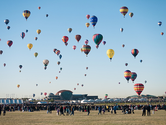 Albuquerque Hot Air Balloon Fiesta