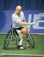 16-11-07, Netherlands, Amsterdam, Wheelchairtennis Masters 2007, Ronald Vink