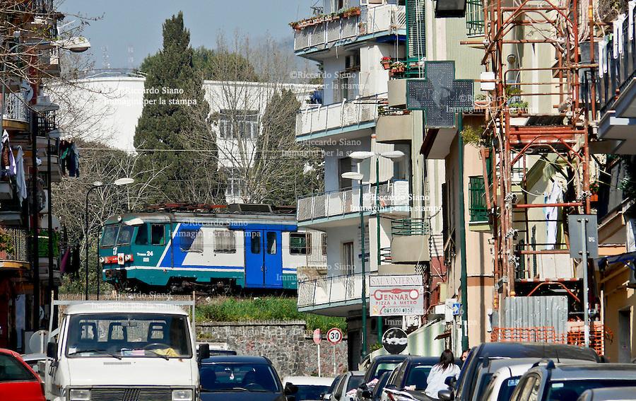- NAPOLI 18 MAR  2014 - Bagnoli