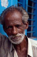 Indien, Mann in Cochin = Kochi (Kerala)