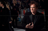 """Quentin Tarantino.<br /> <br /> For more pictures on this event click here: <a href= """" http://bit.ly/ZTAPRy""""> http://bit.ly/ZTAPRy</a>"""