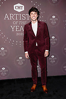 Morgan Evans attends the 2021 CMT Artist of the Year on October 13, 2021 in Nashville, Tennessee. Photo: Ed Rode/imageSPACE/MediaPunch