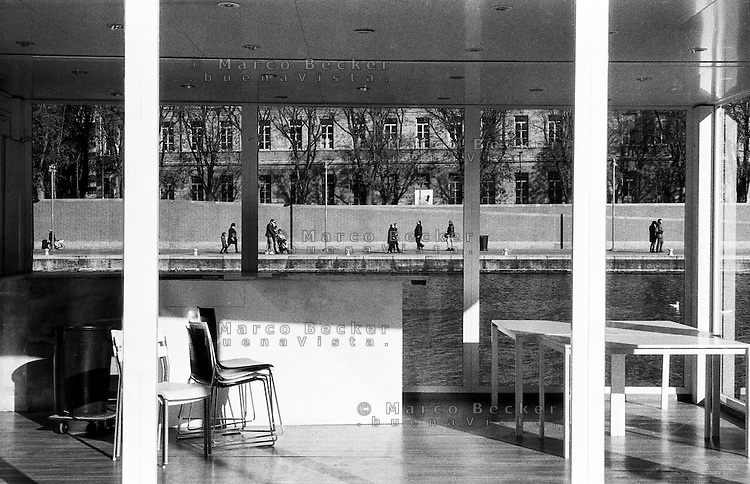 Milano, la darsena (harbor)