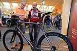 Brelis Cycles stand at Bespoked 2018 UK handmade bicycle show held at Brunel's Old Station & Engine Shed, Bristol, England. 21st April 2018.<br /> Picture: Eoin Clarke | Cyclefile<br /> <br /> <br /> All photos usage must carry mandatory copyright credit (© Cyclefile | Eoin Clarke)
