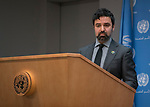 Press Briefing by the Spokesperson for the President of the General Assembly