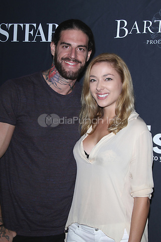 HOLLYWOOD, CA - OCTOBER 22: Austin Matelson and Liz Nolan at Star Magazine's Scene Stealers party at The W Hollywood on October 22, 2015 in Hollywood, California. Credit: mpi21/MediaPunch
