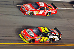 Feb 07, 2009; 8:51:25 PM;  Daytona Beach, FL. USA; NASCAR Sprint Cup Series race at the Daytona International Speedway for the  Budweiser Shootout.  Mandatory Credit: (thesportswire.net)