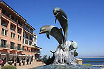 Cannery Row, Monterey, CA.  Frank Balthis