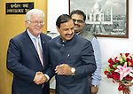 12/01/15_Dr Mahesh Sharma Minister for Tourism and Culture