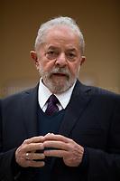 13.02.2020 - Lula In Rome – Former Brasilian President Press Conference At CGIL