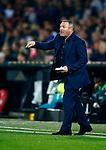 Nederland, Rotterdam, 24 september 2015<br /> KNVB Beker<br /> Seizoen 2015-2016<br /> Feyenoord-PEC Zwolle (3-0)<br /> Ron Jans, trainer-coach van PEC Zwolle