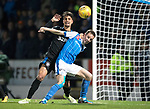 St Johnstone v Rangers…13.10.17…  McDiarmid Park…  SPFL<br />