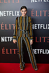 Norma Ruiz attends to 'Elite' premiere at Museo Reina Sofia in Madrid, Spain. October 02, 2018. (ALTERPHOTOS/A. Perez Meca)