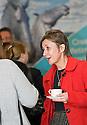 Social Enterprise Awareness Raising Event 2012 :  Delegates network at the event ....