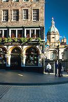 Deacon Brodie's Tavern, The Royal Mile, Edinburgh