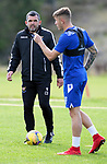 St Johnstone Training….McDiarmid Park, Perth.<br />