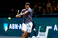 Rotterdam, The Netherlands, 12 Februari 2020, GFelix Auger-Aliassime (CAN). Photo: www.tennisimages.com