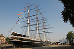 The Cutty Sark, Greenwich, south east London, England 2006.