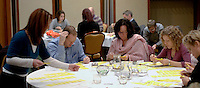Teachers on an INSET DAY at a LEARN2LEARN conference run by Alite Ltd..
