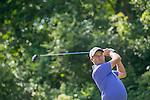 Sam Brazel of Australia tees off during the 58th UBS Hong Kong Golf Open as part of the European Tour on 11 December 2016, at the Hong Kong Golf Club, Fanling, Hong Kong, China. Photo by Marcio Rodrigo Machado / Power Sport Images