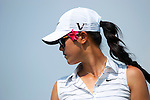 CHON BURI, THAILAND - FEBRUARY 19:  Michelle Wie of USA looks on at the 13th tee during day three of the LPGA Thailand at Siam Country Club on February 19, 2011 in Chon Buri, Thailand. Photo by Victor Fraile / The Power of Sport Images