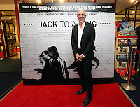 """Pictured: Music composer and executive producer Mal Pope. Sunday 14 September 2014<br /> Re: Film premiere of """"Jack To A King"""" depicting the recent history pf Swansea City Football Club, at the Odeon Cinema, Swansea, south Wales, UK."""