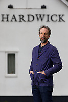 Pictured: Owner Stephen Terry. Wednesday 28 April 2021<br /> Re: The Hardwick restaurant near Abergavenny, Wales, UK.