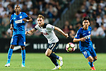 Tottenham Hotspur Midfielder Christian Eriksen (C) in action during the Friendly match between Kitchee SC and Tottenham Hotspur FC at Hong Kong Stadium on May 26, 2017 in So Kon Po, Hong Kong. Photo by Man yuen Li  / Power Sport Images